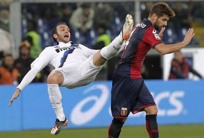 Genoa 0 - 1 Inter Milan (2)