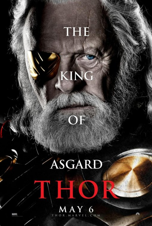Odin poster Thor movie