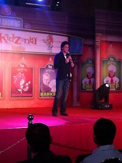 Shaharukh Khan at Launch of Kidzania