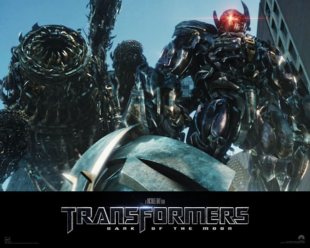 Transformers 3 Dark of the Moon Wallpaper 12