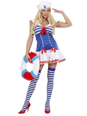 Sailor pige