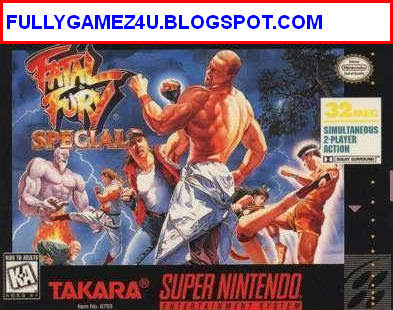 Download Fatal Fury Game