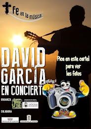 Fotos del Concierto de David García