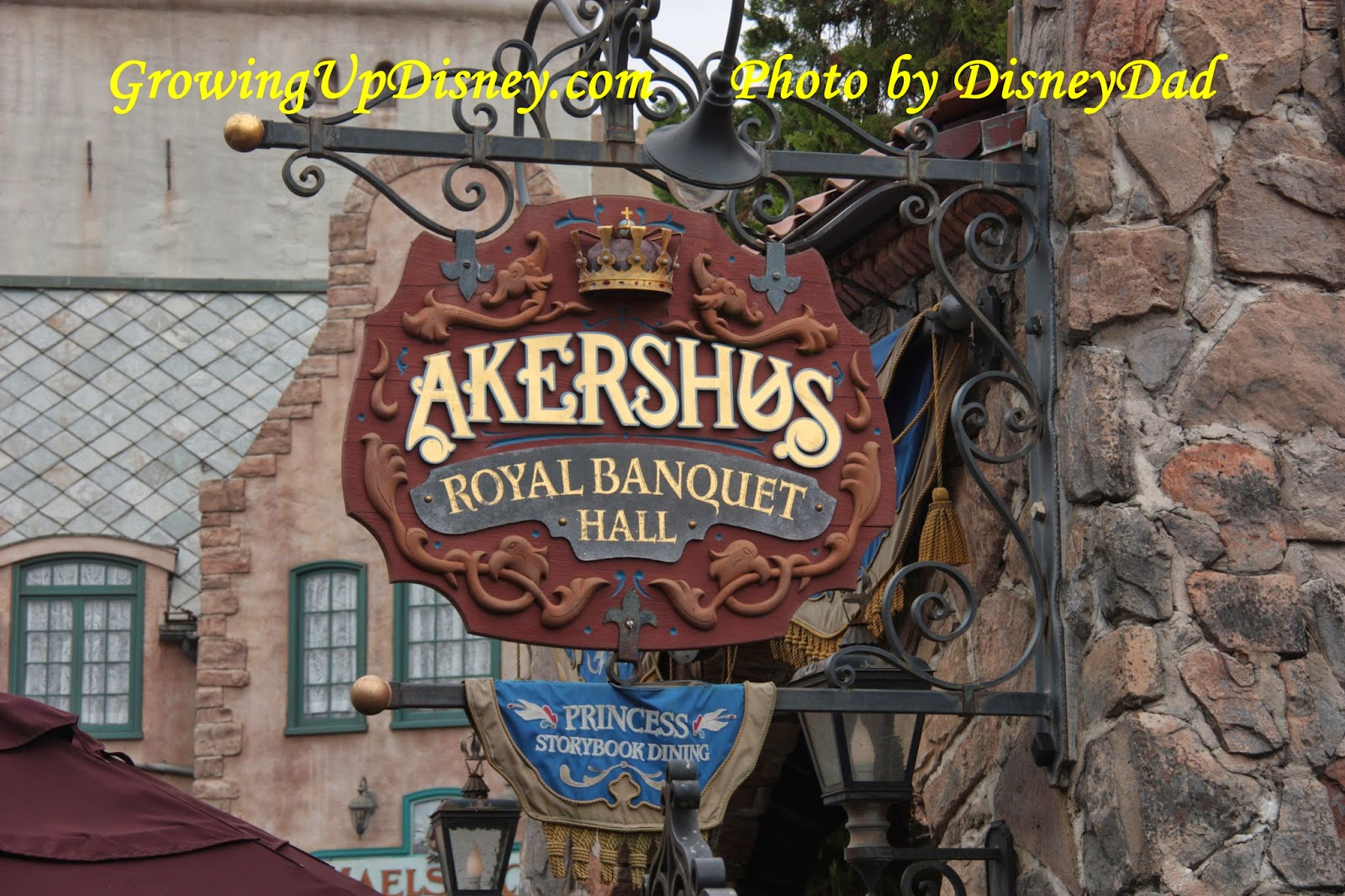 AKERSHUS Royal Banquet Hall at EPCOT