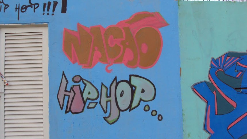 Graffiti Nação Hiphop letras