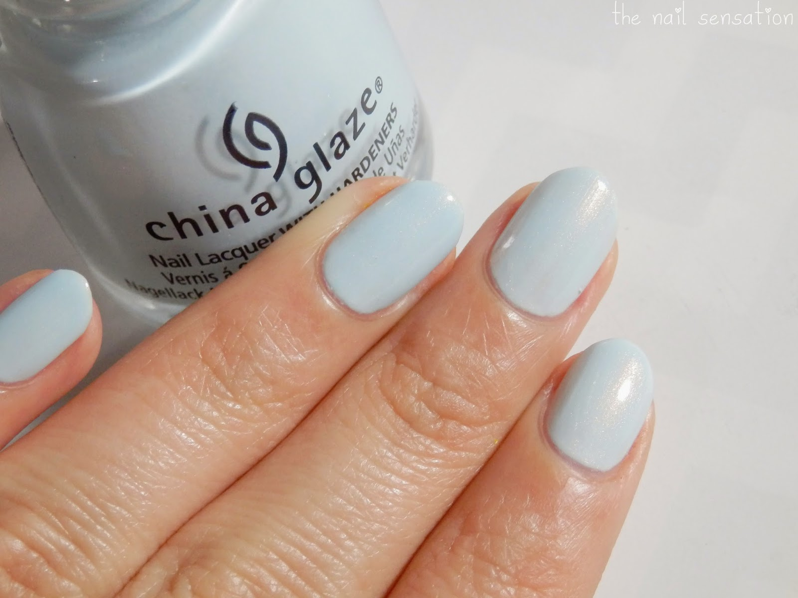 Dashboard dreamer // Road Trip China Glaze 2015
