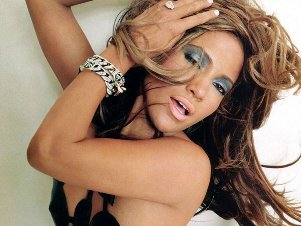 Jennifer Lopez fashion photography