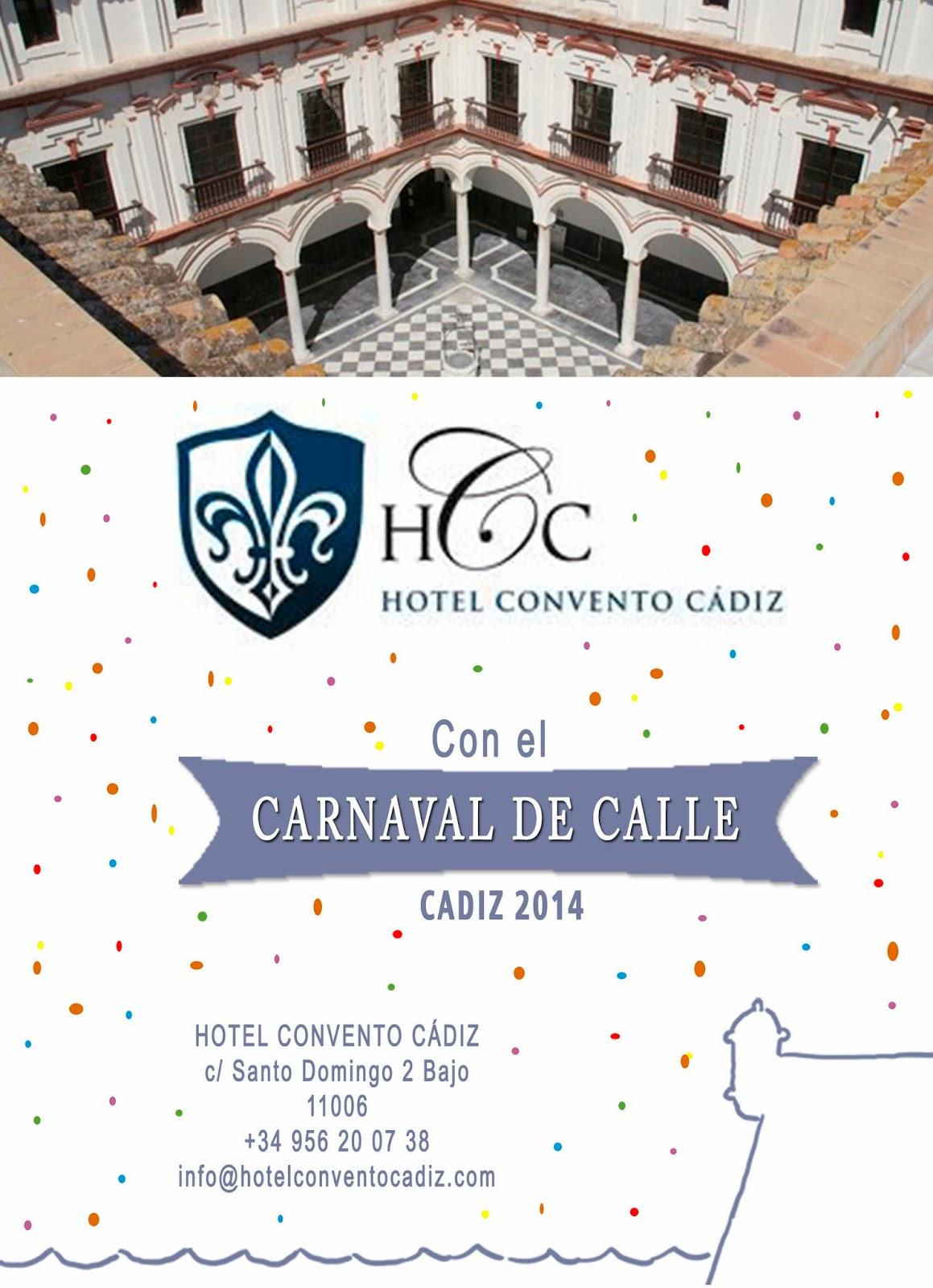 Hotel Cadiz Carnaval