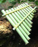 Bamboo Pan Flute3