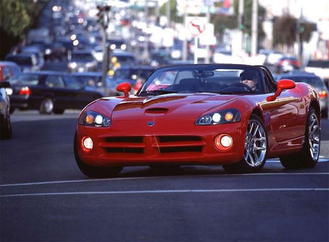 バイパー3代目 | Dodge Viper ZB '03-06