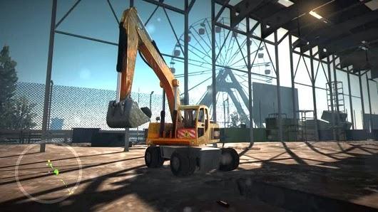 Construction Machines 2014 Tek Link indir