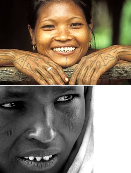 Cultural Body Modifications