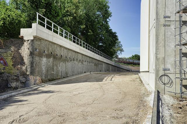 Baustelle Hellweg Baumarkt, Yorckstraße 38, U-Bhf., 10965 Berlin, 17.06.2013