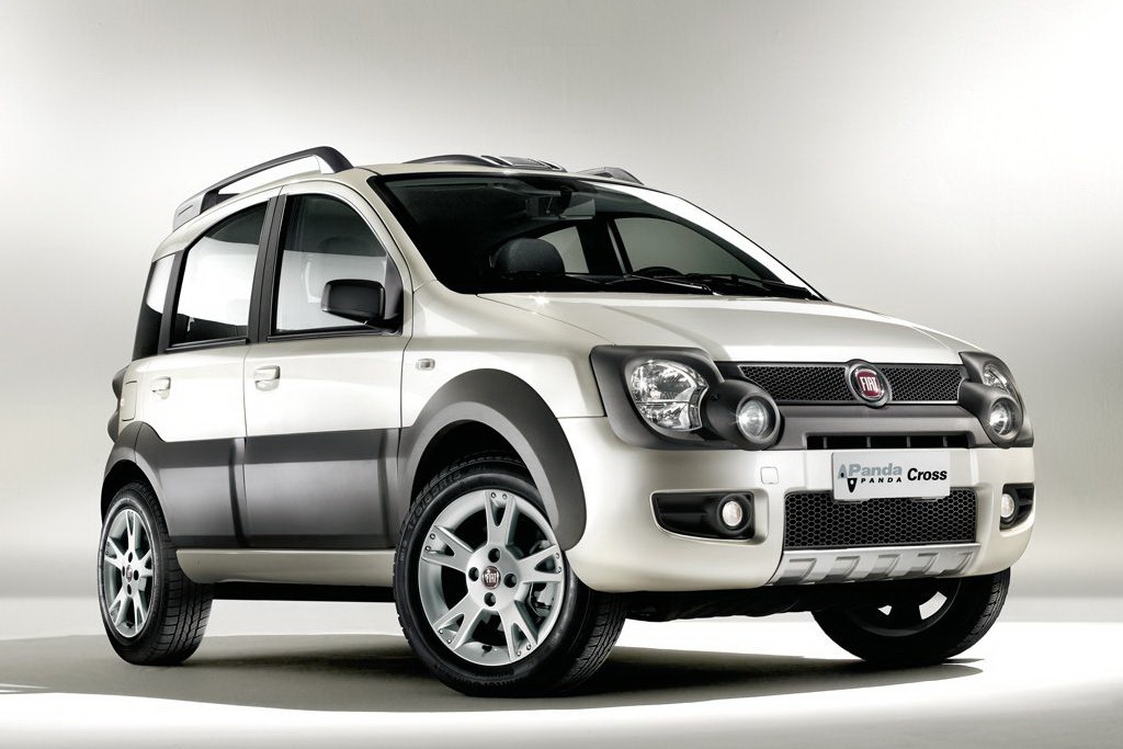 fiat panda cross 2012 autooonline magazine. Black Bedroom Furniture Sets. Home Design Ideas