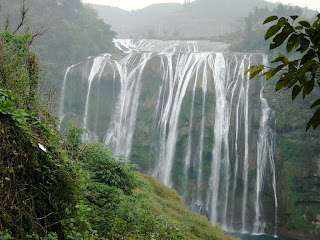 huanguoshu water falls