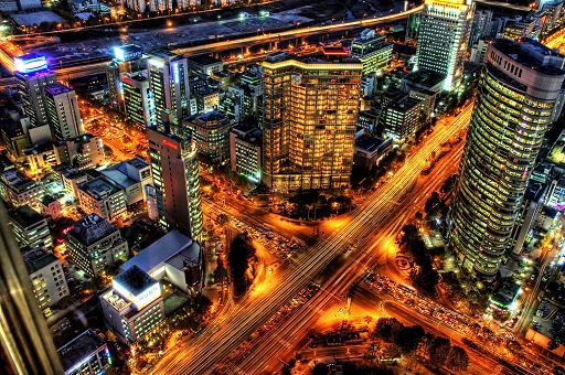 las 20 ciudades mas pobladas del