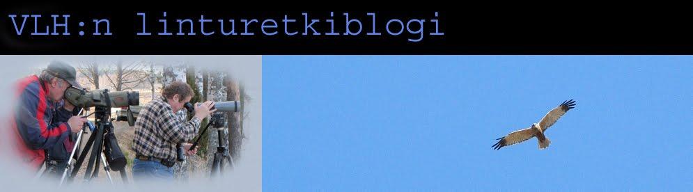 Valkeakosken Lintuharrastajien lintuharrastusblogi