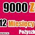Pożyczka pozabankowa TAKTO 9000 zł na 12 miesięcy. Pożyczki pozabankowe długoterminowe przez internet na dowód.