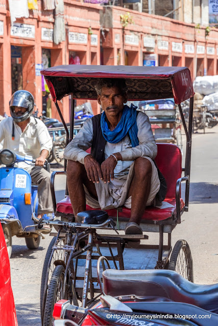 Cycle Rickshaw Rajasthan