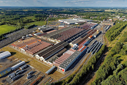 Les seuls et premiers trains certifiés Origine France Garantie sont conçus et fabriqués à Crespin