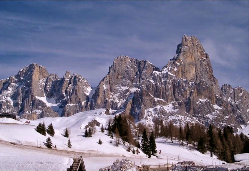 Predazzo, Dolomites, Italy