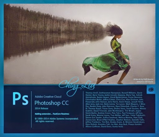 Adobe Photoshop CC (2014) Worldfree4u - Free Download 32-bit & 64-bit Full Version