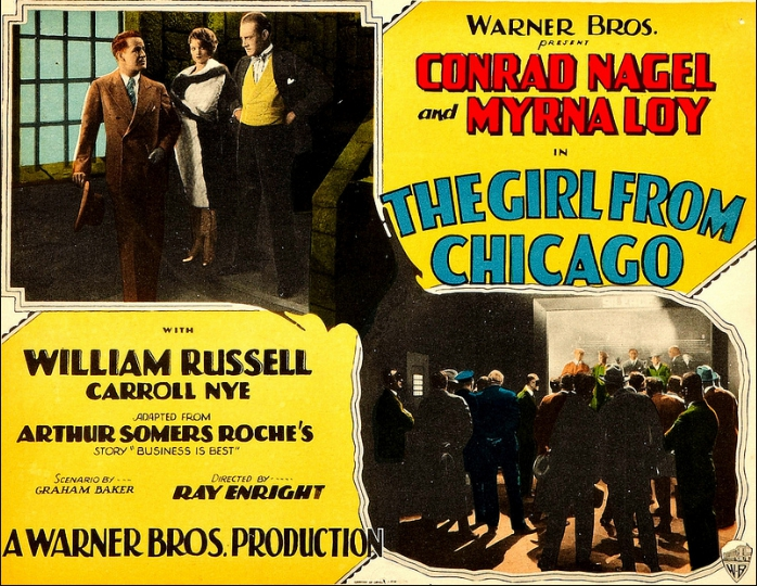 The Girl from Chicago movie