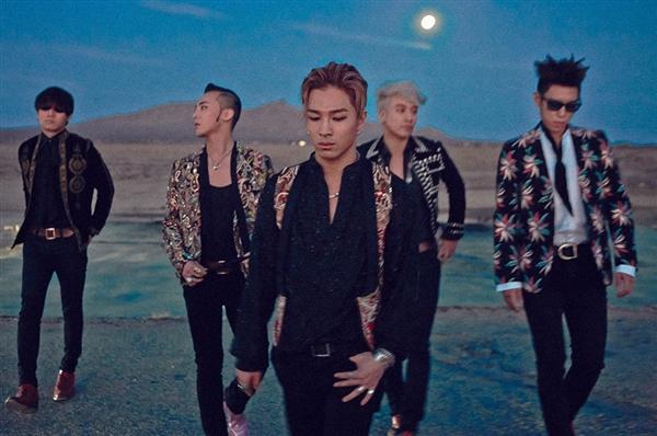 Big Bang chiếm 3/10 ca khúc Kpop được phát nhiều nhất năm 2015