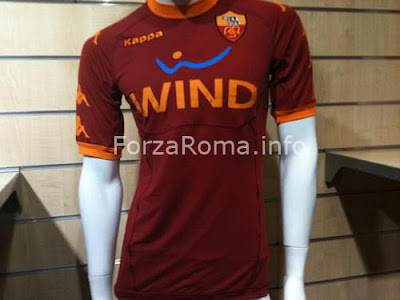 Jersey OF Roma