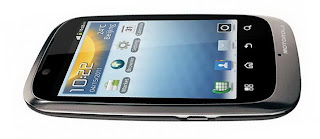 Motorola SPICE XT Android smartphone for CLARO in Peru