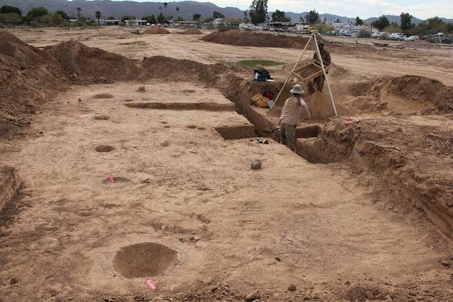 Desert Archaeology Phoenix Hohokam