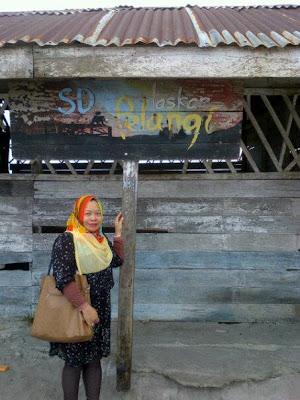 SD Laskar Pelangi, Manggar Belitung