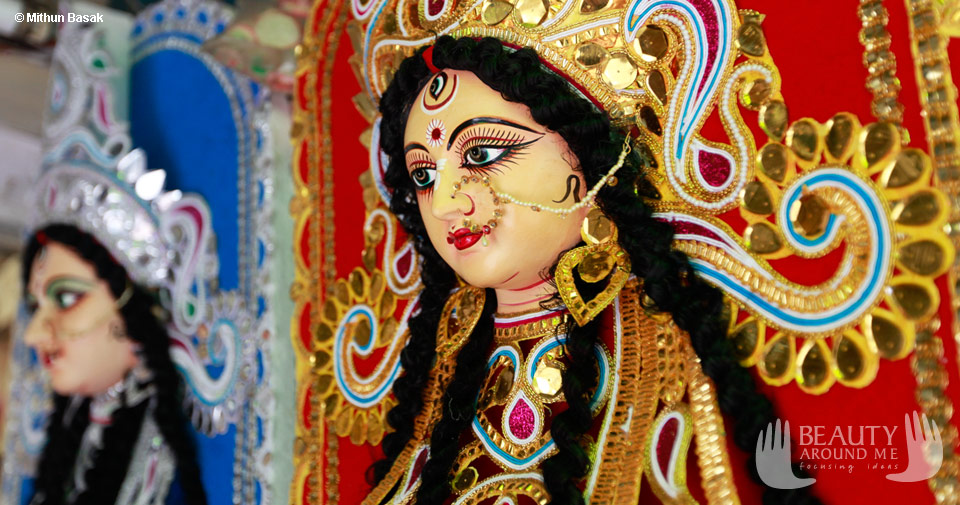 Diwali Greetings: Durga Maa - Image Collection