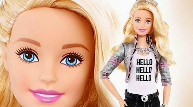 Boneka Barbie Bisa Dijadikan Mata-mata Hacker