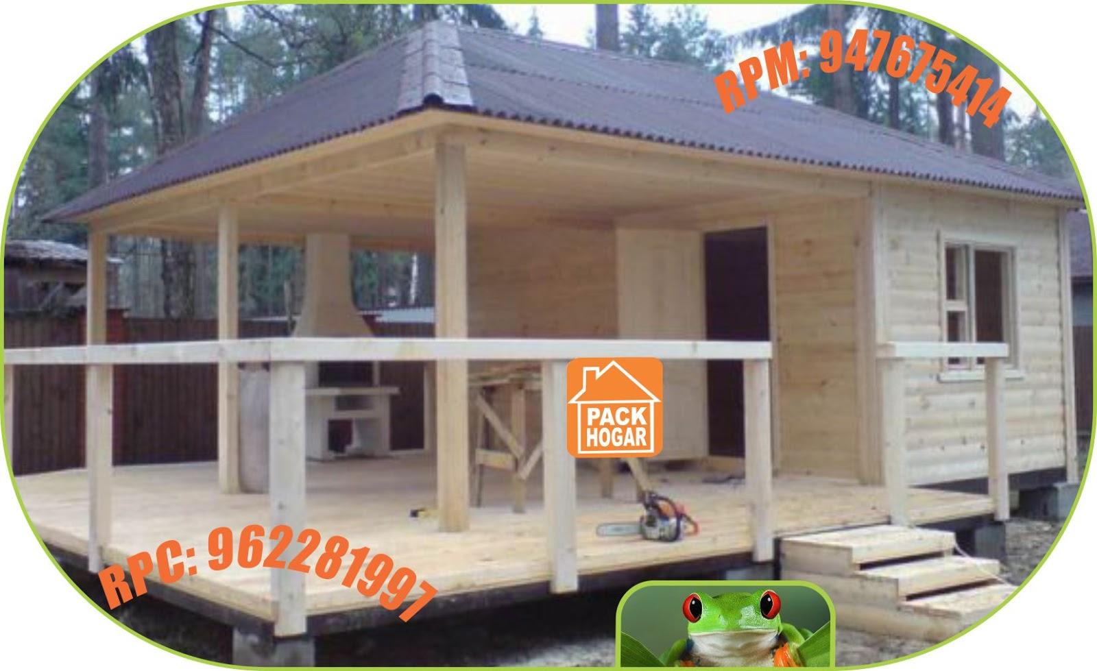 Fotos casas de madera en varios estilos casas ecol gicas for Fotos de casas modernas en lima peru