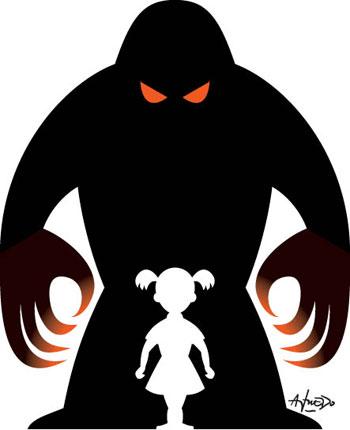 Monstro da pedofilia
