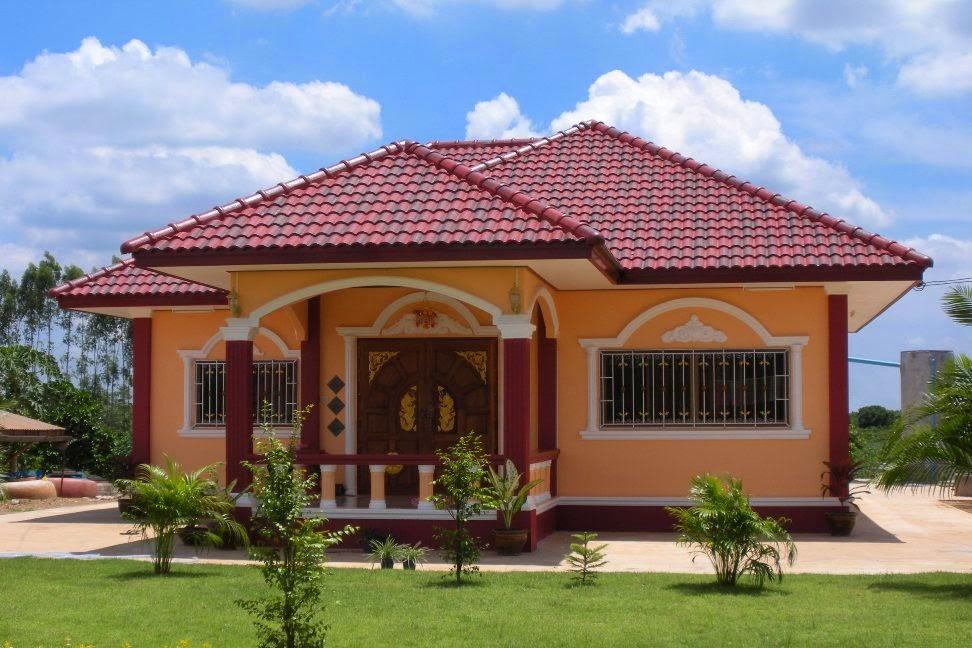 Best colori esterni case di campagna zottoz lampade led for Immagini facciate case