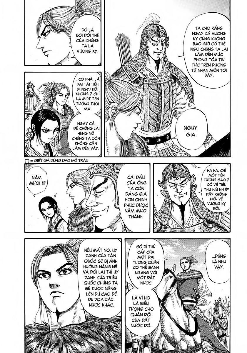 Kingdom – Vương Giả Thiên Hạ (Tổng Hợp) chap 167 page 11 - IZTruyenTranh.com