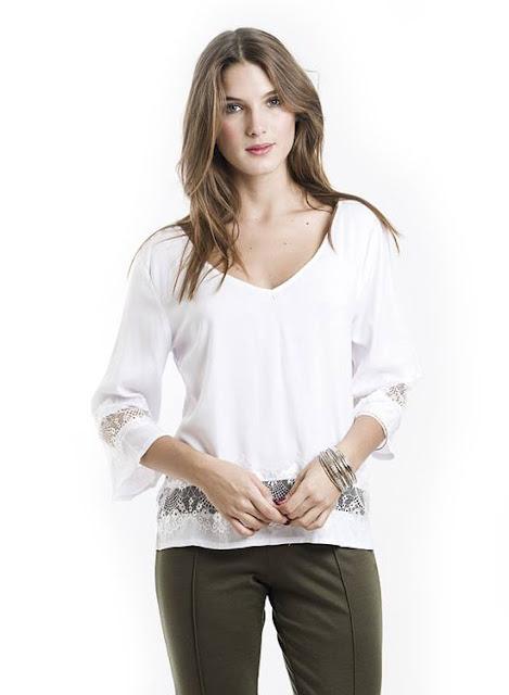 Tibetano Store invierno 2015 moda blusas invierno 2015.
