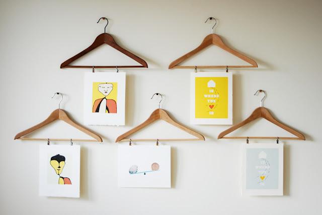 Hanger+frames