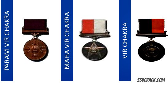 68th Independence Day Gallantry Awards And Other Decorations