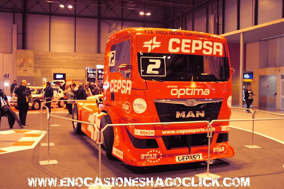 Camion MAN de Antonio ALbacete