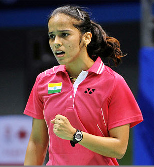 Badminton's New Dresses or Skirts Dress Code Criticized as Sexist ~ Saina Nehwal picture