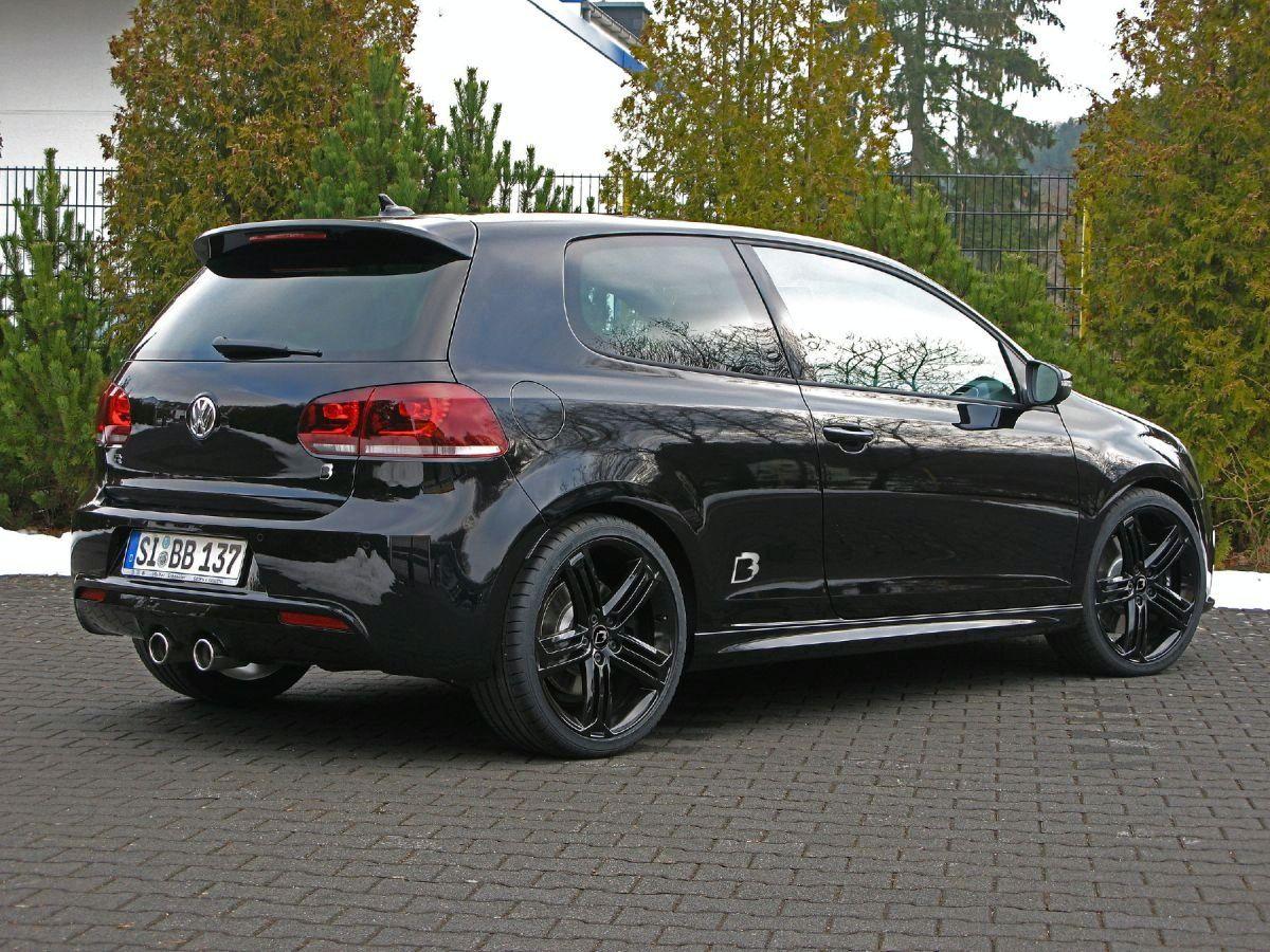 Fusioncars Volkswagen Golf Tuning