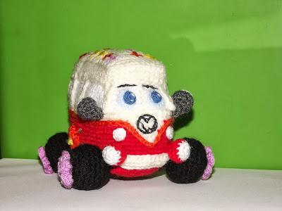 furgoneta volkswagen hippy mini