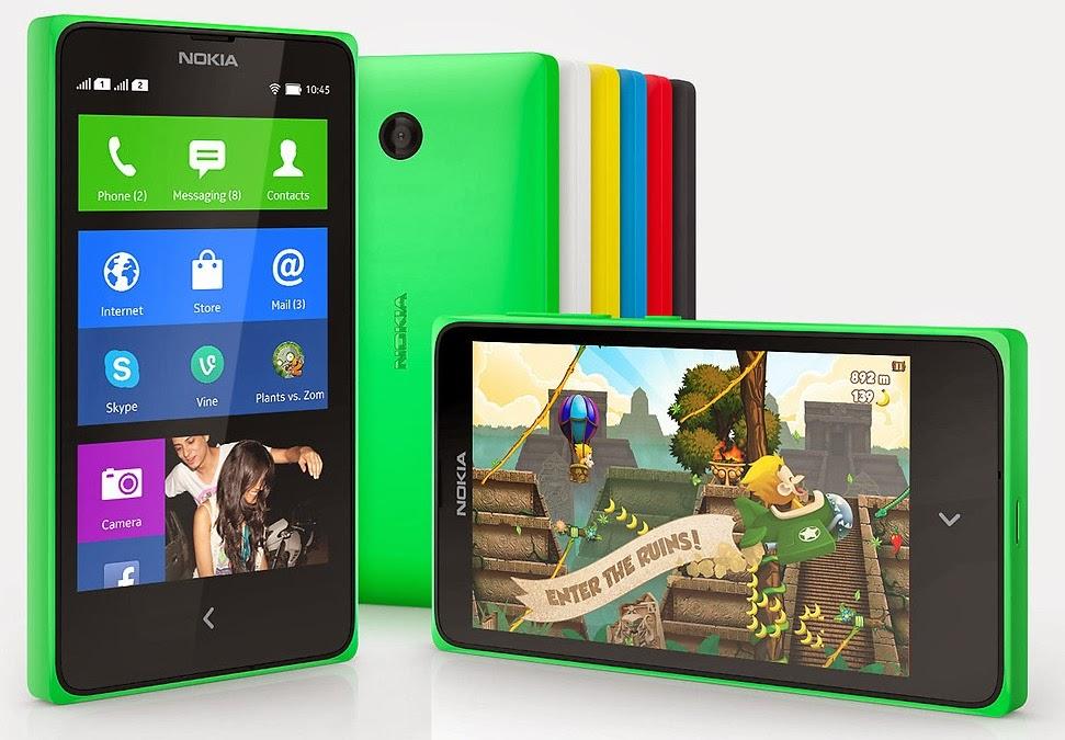 Nokia-X-X+-XL-Android