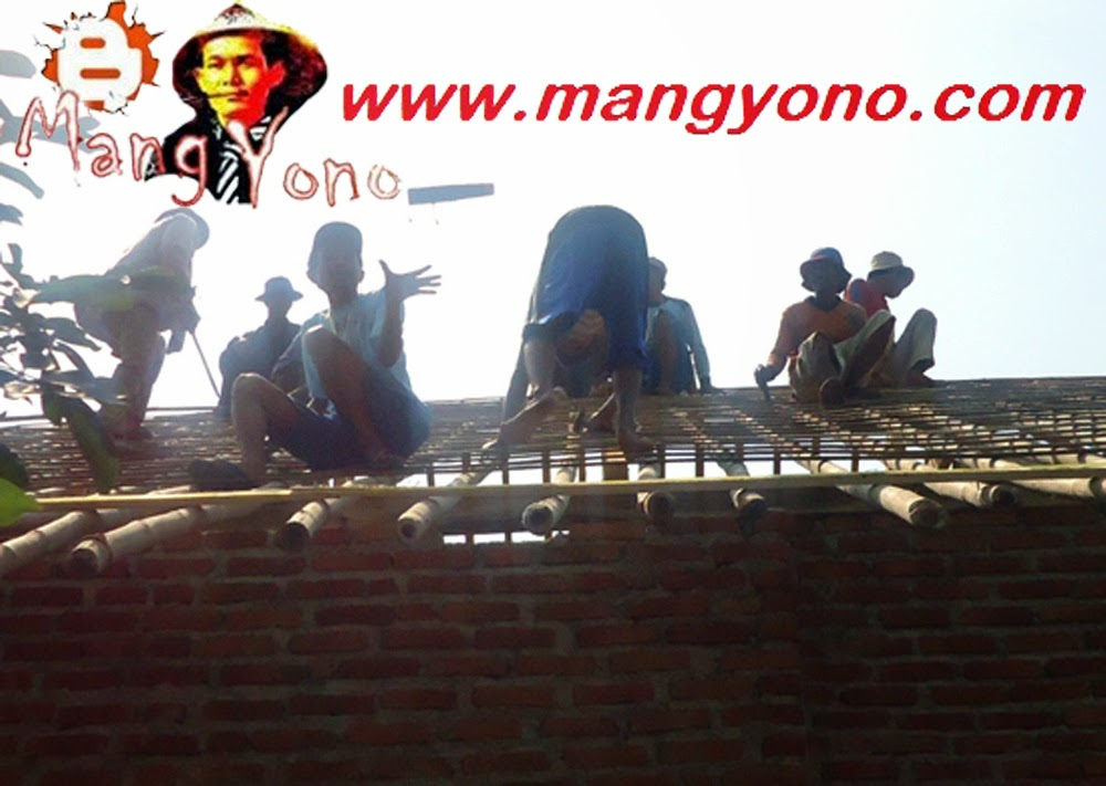 Pembuatan Rumah milik Mang Cemot / Bi Eros