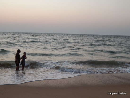 Udupi beach - Padubidri Beach