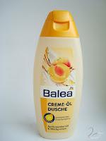Balea Creme-Öl Duschen im Überblick