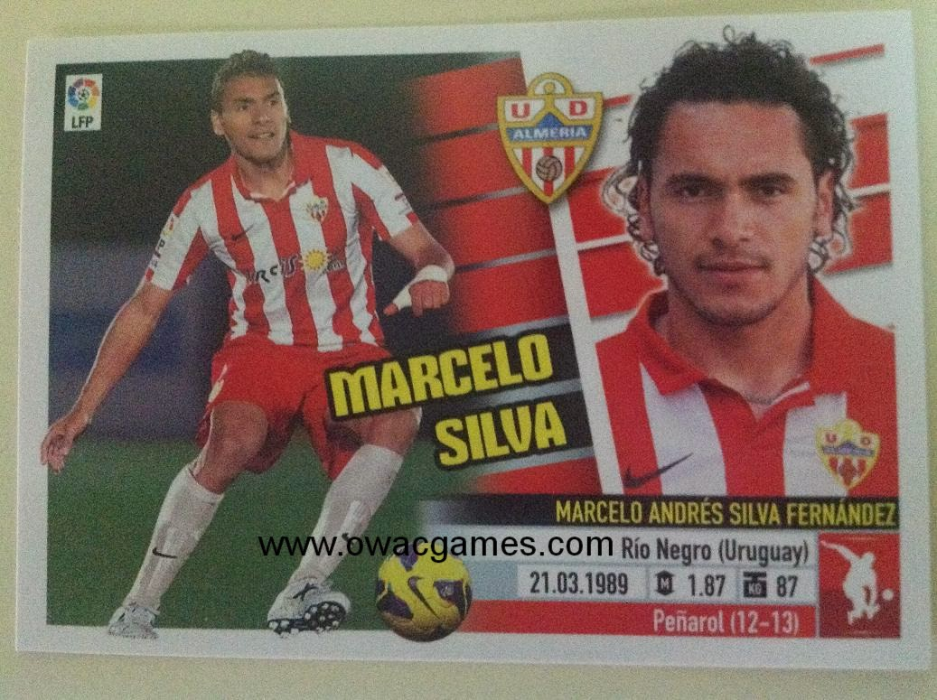 Liga ESTE 2013-14 Almeria 6 - Marcelo Silva